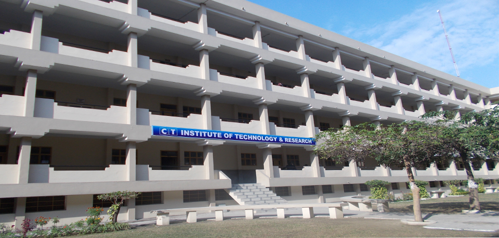 CT Institute of Technology & Research